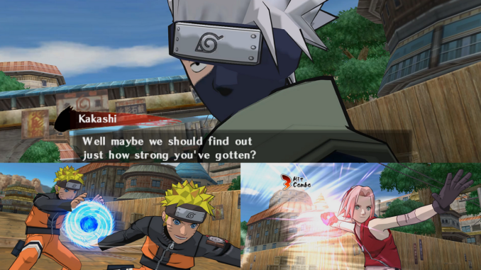 naruto shippuden clash of ninja revolution