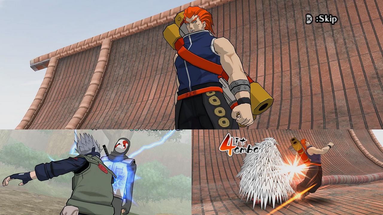 Naruto Clash of Ninja Revolution 2 Walkthrough Part 8 ...